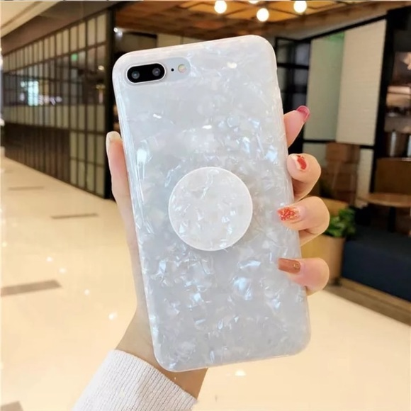 the latest 90c37 48686 NEW! iPhone 8, X,XS, XS Max,XR Case With Popsocket Boutique